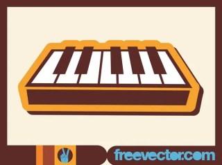 Keyboard Icon Free Vector