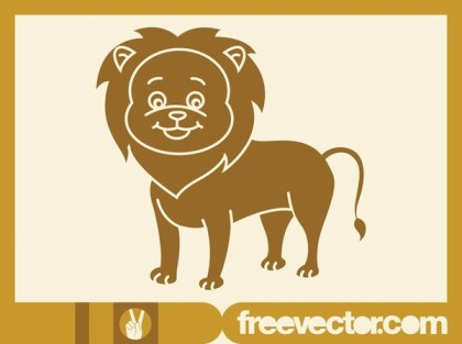 Lion Free Vector