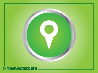 Location Tag Icon Free Vector