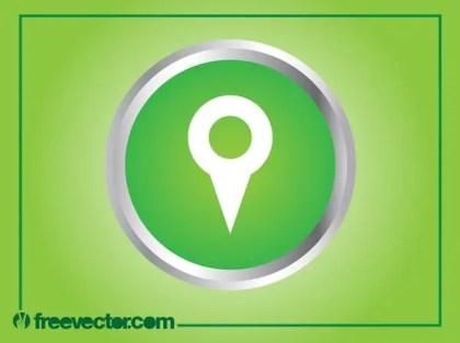 Location Tag Icon Free Vector
