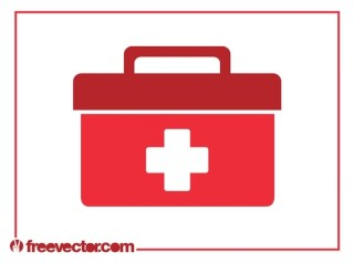 Medical Bag Free Vector