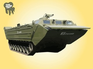 Military Tank Free Vector
