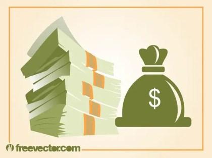 Money Icon Free Vector