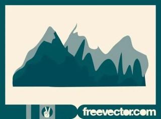 Mountain Free Vector