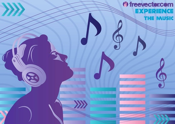 Music Experience Free Vector
