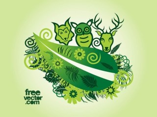 Nature Free Vector
