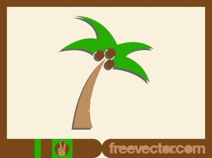 Palm Icon Free Vector