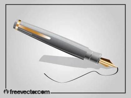 Pen Free Vector