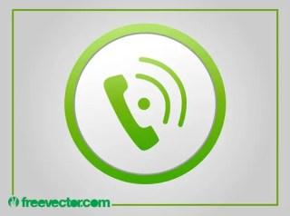 Phone Icon Free Vector