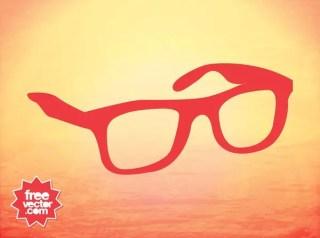 Prescription Glasses Free Vector