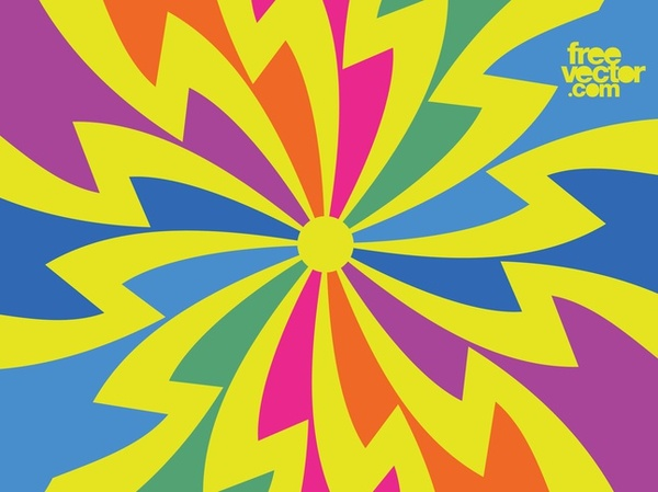 psychedelic background free vector 123freevectors rh 123freevectors com Free Vector Textures Free Vector Silhouettes