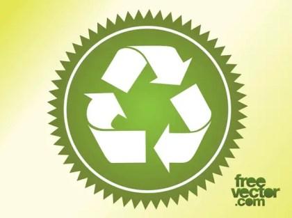 Recycling Arrows Free Vector