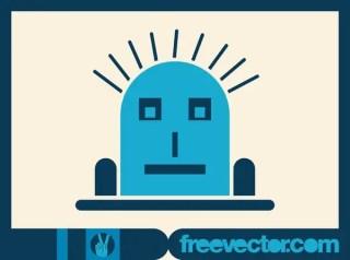 Robot Free Vector