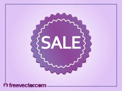 Sale Badge Free Vector