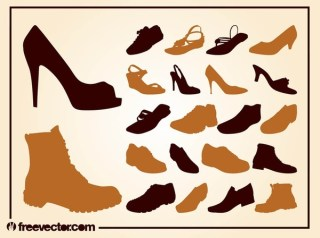 Shoes Free Vector