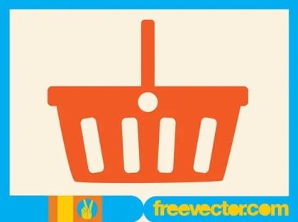Shopping Basket Free Vector