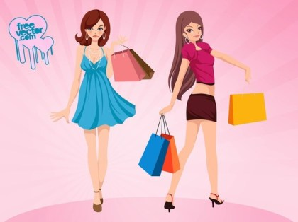 Shopping Free Vector