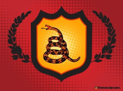 Snake Free Vector
