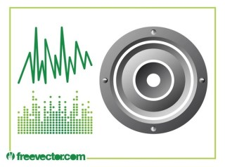 Sound and Music Free Vector