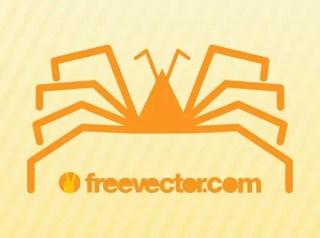 Spider Icon Free Vector