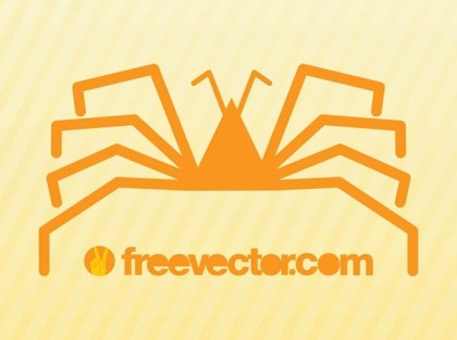 Spider Icon Free Vector