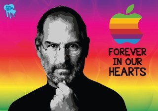 Steve Jobs Free Vector