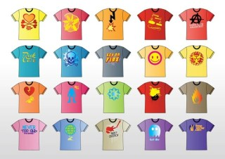 T-Shirt Free Vector