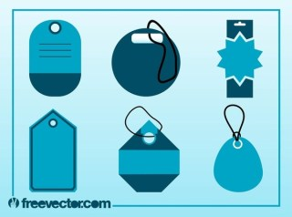 Tags s Free Vector