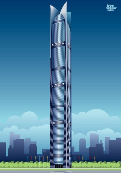 Tower Free Vector