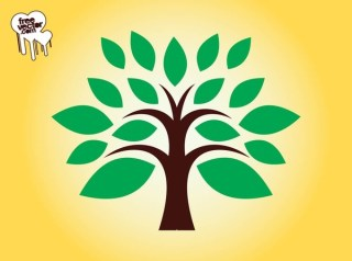 Tree Logo Design Free Vector