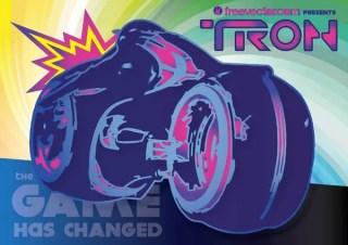 Tron Free Vector
