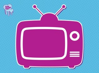 TV Icon Free Vector