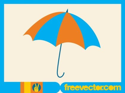 Umbrella Free Vector