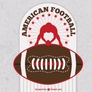 American Football Free Free Vector