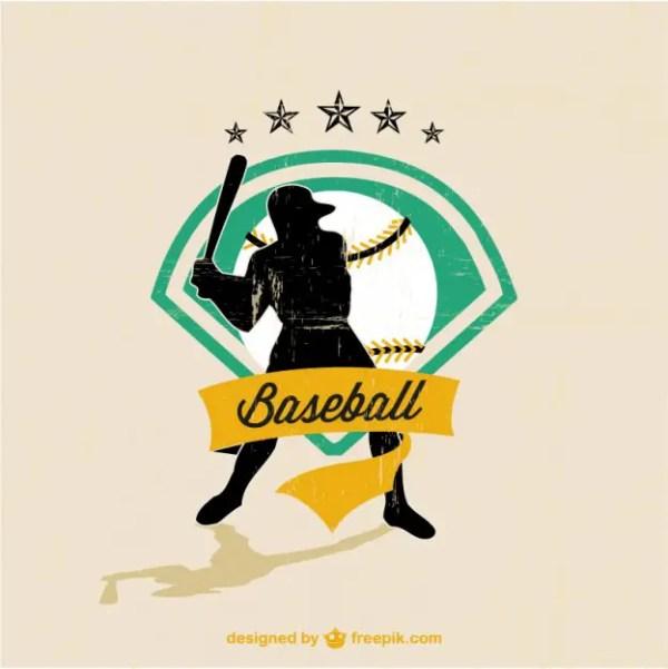 Baseball Player Free Image Free Vector