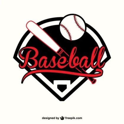 Baseball Template Free Vector
