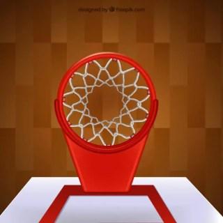 Basket Top View Free Vector