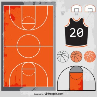 Basketball Free Download Free Vector