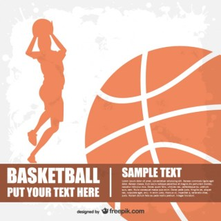 Basketball Free Image Free Vector