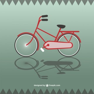 Bicycle Free Graphics Free Vector