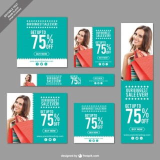 Big Sale Banners Free Vector