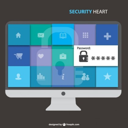Computer Safety Free Image Free Vector