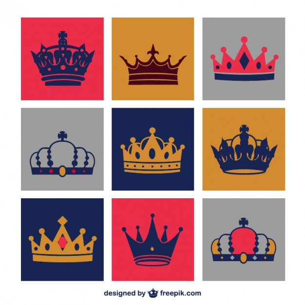 Crowns Free Download Free Vector