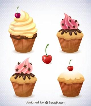 Cupcake Free Art Free Vector