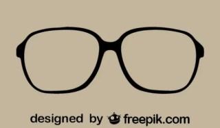 Eyeglasses Iconic Vintage Style Free Vector