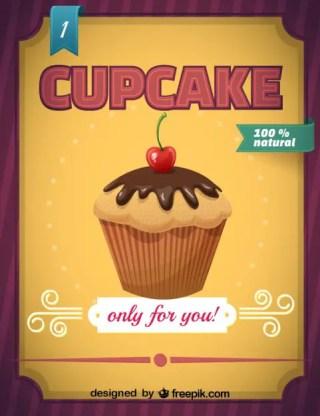Free Cupcake Download Free Vector