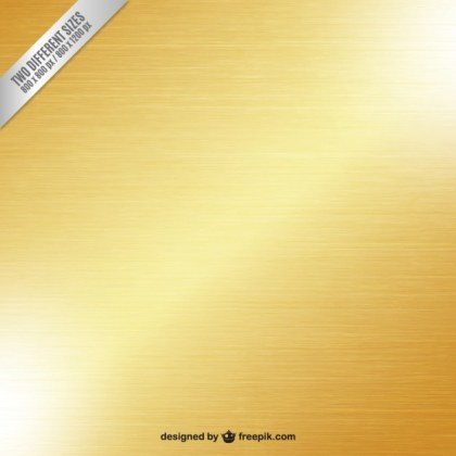 Gold Background Free Vector