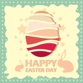 Happy Easter Free Illustration Free Vector