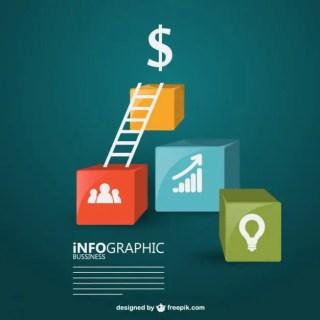 Money Goal Infographic Design Free Vector