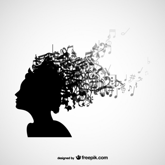 Music Fan Background Free Vector